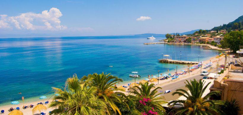 7 nopti in Corfu la numai 130 EUR din Londra (zbor+hotel)
