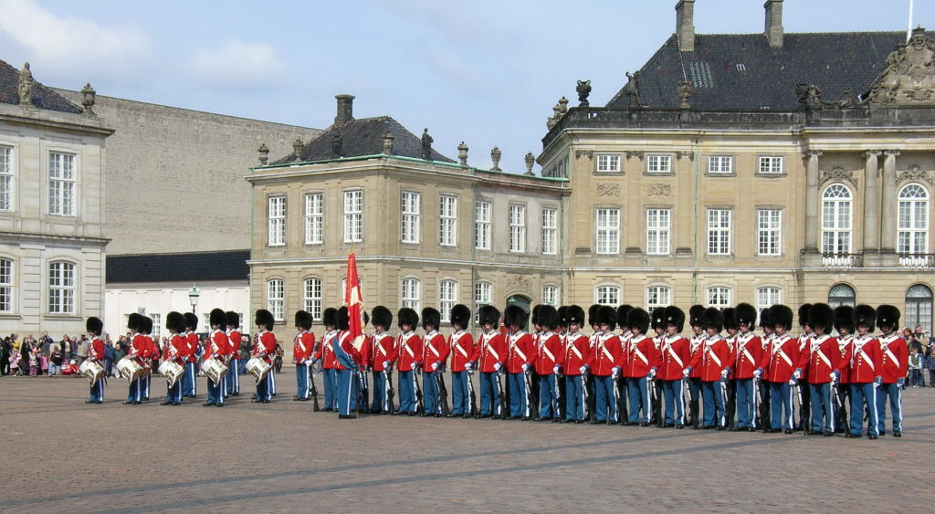 Royal_Danish_Life_Guard's_Military_Band