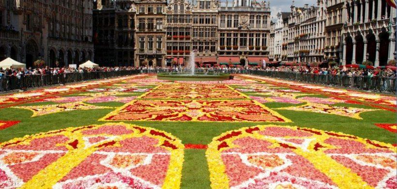 City break Bruxelles 113 EUR la inceputul lui Noiembrie (zbor si cazare 3 nopti)