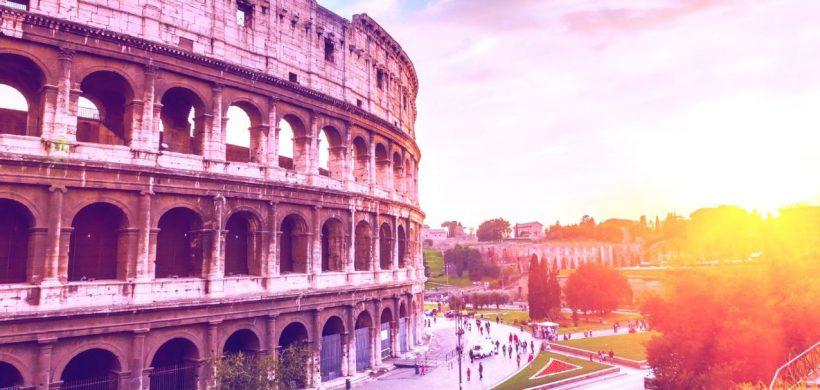 3 zile la Roma! 81 Eur (zbor si cazare 2 nopti)