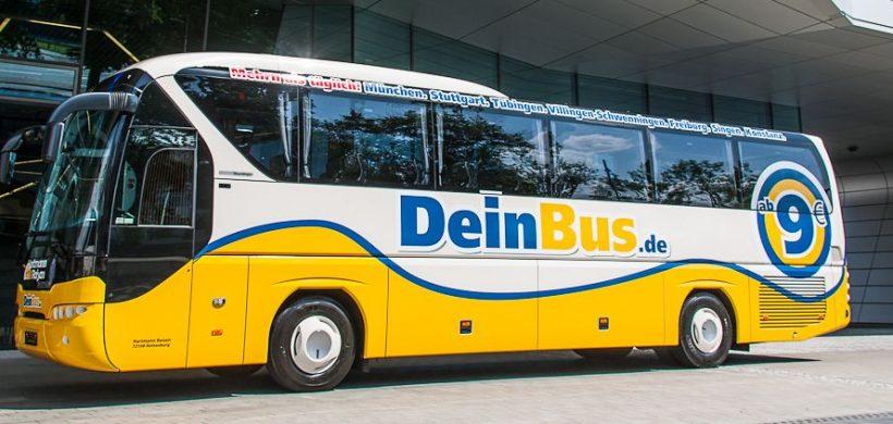 Ai in gand o calatorie prin Germania? ce ai zice sa ai transportul GRATUIT?