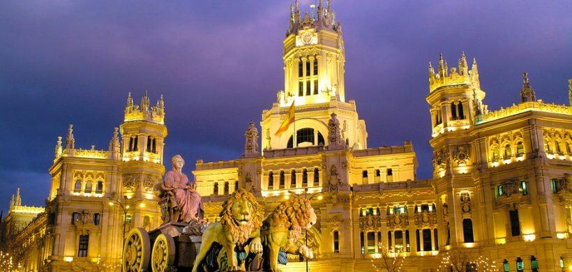 Citybreak Madrid, de la 131 EUR/pers (zbor, cazare 4 nopti)