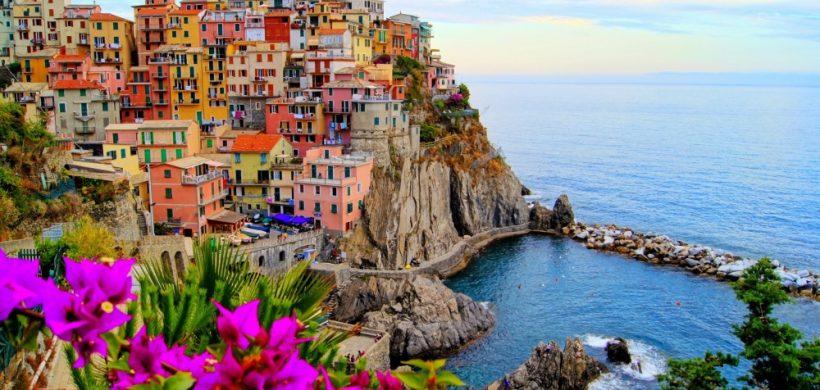 Weekend prelungit in Cinque Terre! 166 euro (zbor, cazare, mic-dejun si transfer)