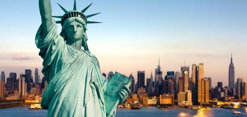 Wow!! Zboruri catre New York din Europa de la 129 Eur dus-intors!