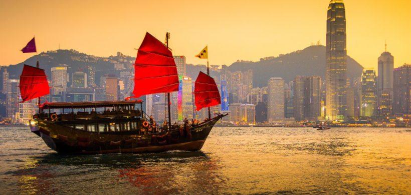 Zboruri ieftine catre Hong Kong, de la 343 euro dus-intors!