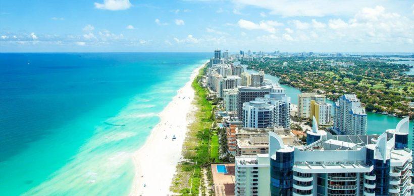 Miami, 325 EUR dus-intors din Milano in Martie