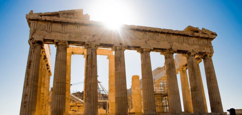 8 martie in Atena! 76 Eur (zbor, cazare 3 nopti si intrare gratuita la Acropole)