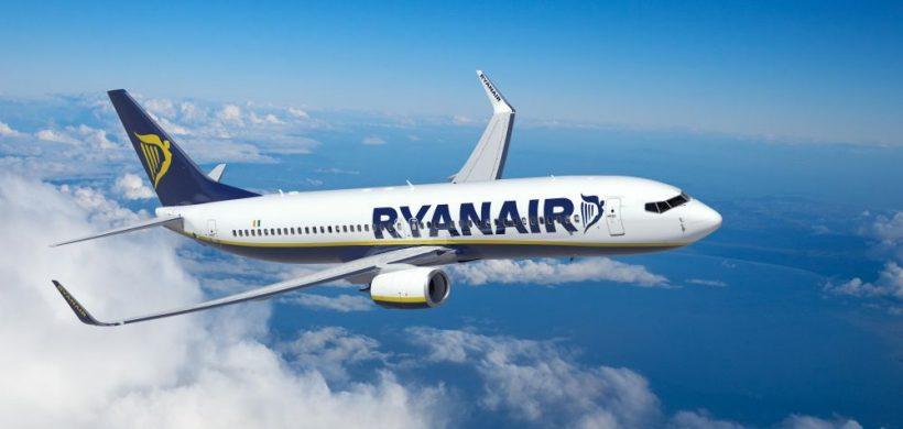 Promotie Ryanair! 9.99 Eur pentru 250.000 de zboruri din ianuarie si februarie!