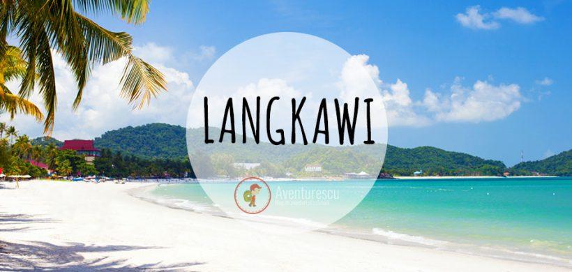 Petrece Revelionul la plaja in Langkawi, Malaezia: 483 EUR zbor dus-intors din Bucuresti