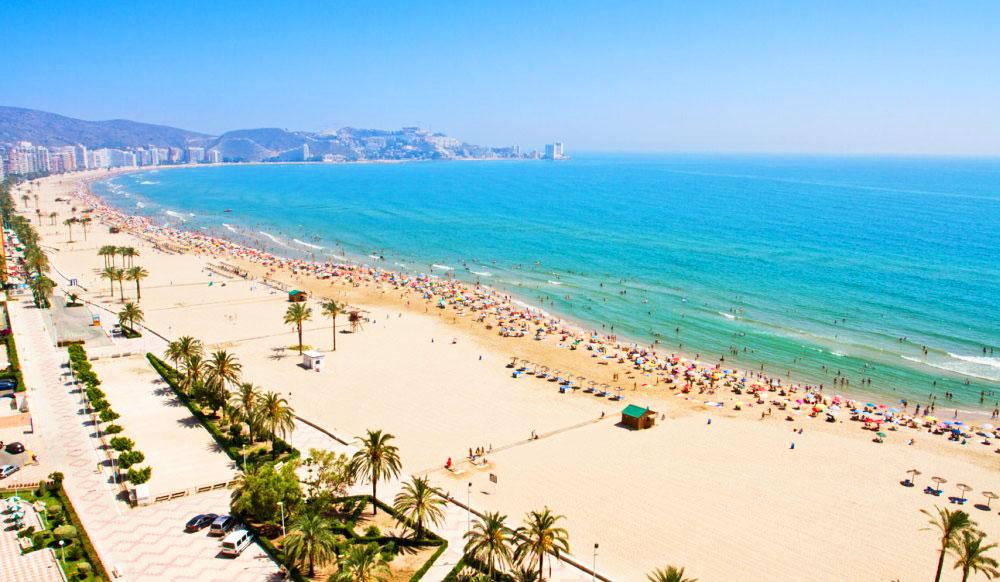 Valencia-beach