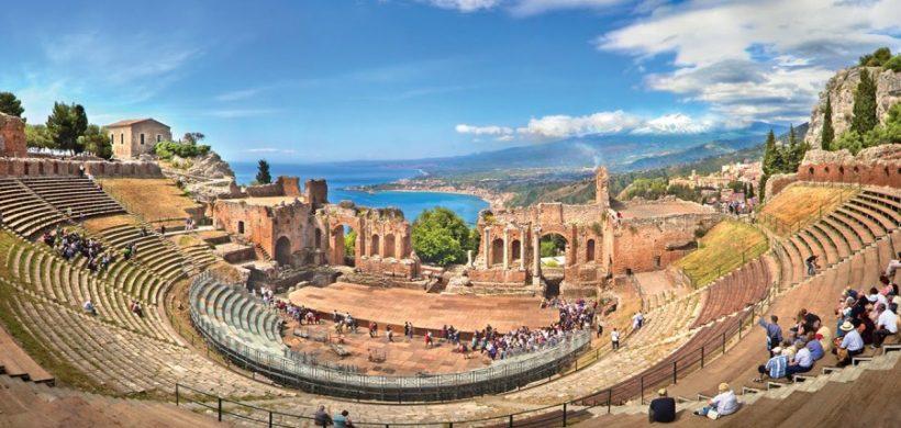 Vacanta in Taormina, 167 euro! (zbor, cazare 4 nopti si transfer)