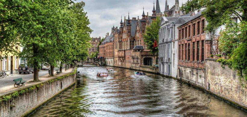City break Bruges! 75 Eur (zbor, cazare 2 nopti si transfer)
