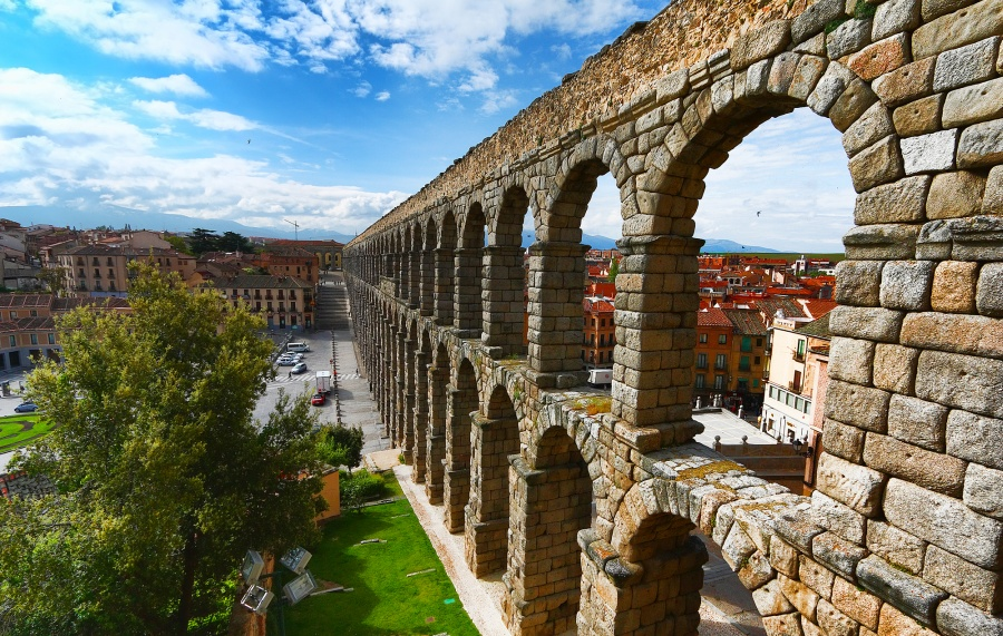 Viaduct-Segovia