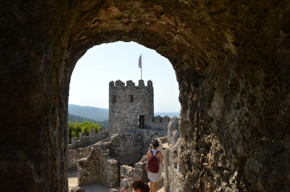 fereastra castelul maurilor