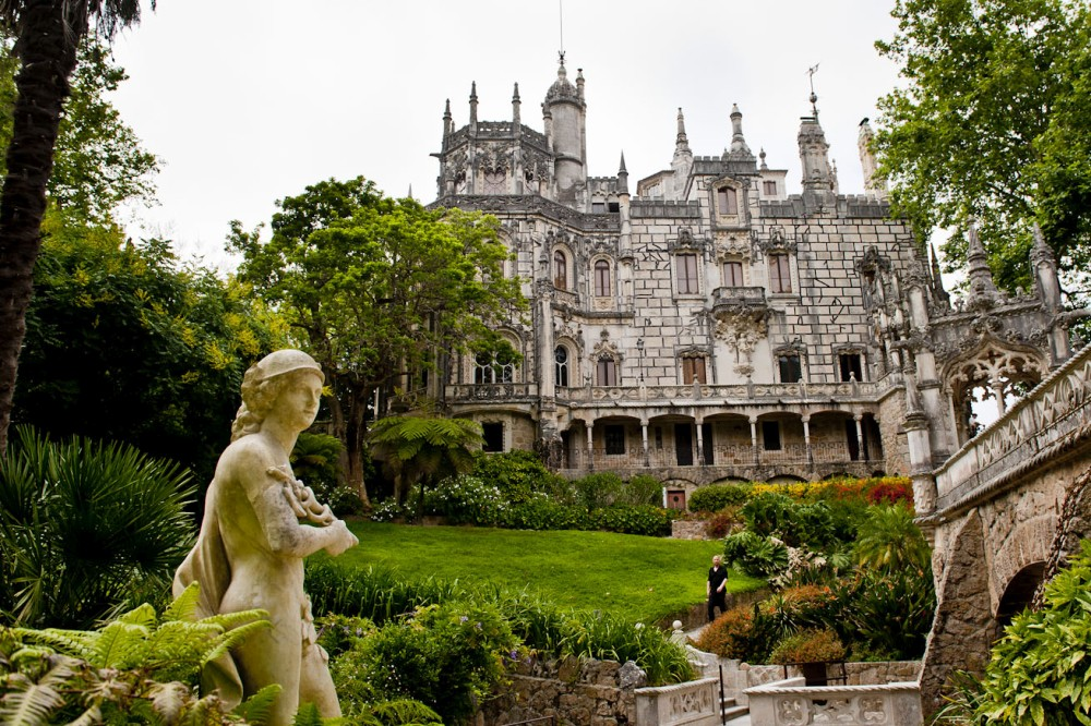 palatul quinta-da-regaleira 1