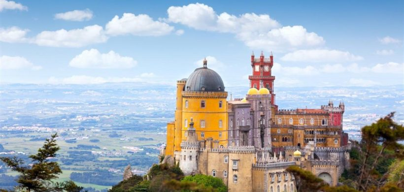 4 zile in Lisabona si Sintra, 155 euro! (zbor, cazare si transfer)
