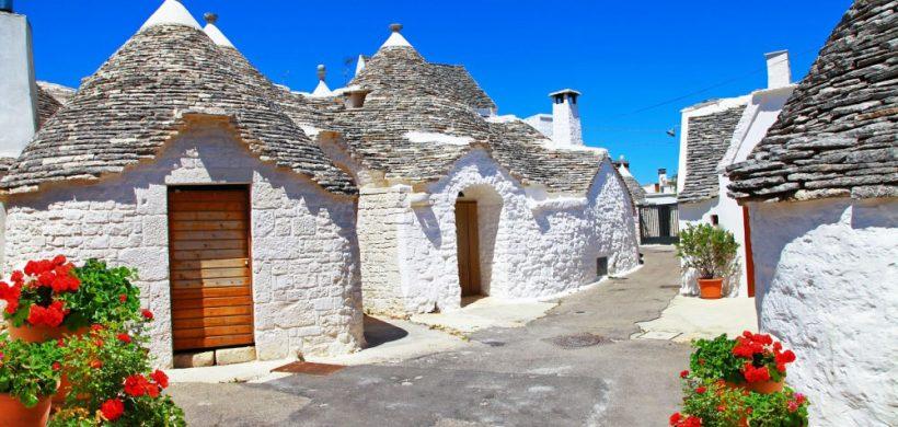 City break Alberobello! 120 eur/pers (zbor, cazare 3 nopti si transfer)