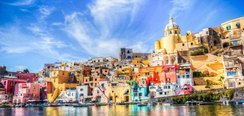Weekend prelungit in Napoli! 123 euro/pers (zbor, cazare 3 nopti si mic-dejun)