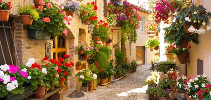 Weekend in regiunea Umbria! 123 euro/pers. (zbor si cazare 3 nopti)