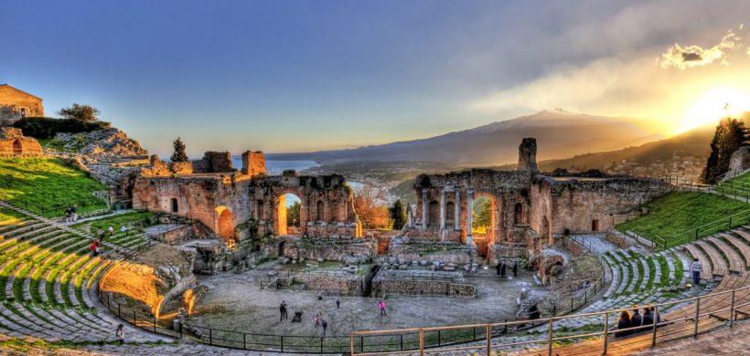 City break in insula preferata a lui Goethe, Sicilia! 82 eur (zbor, cazare 3 nopti)