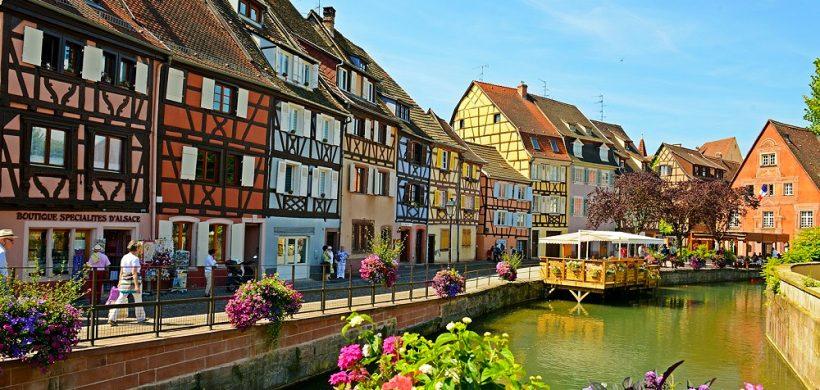 Weekend prelungit in Alsacia, 125 euro! (zbor, cazare 3 nopti si transfer)
