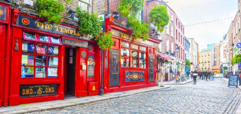 City break Dublin! 135 euro/pers. (zbor si cazare 3 nopti)