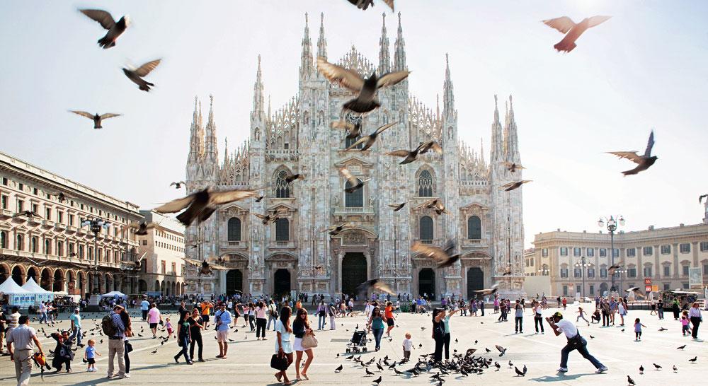 Zboruri foarte ieftine catre Milano, de la 10 euro dus-intors! 🔥
