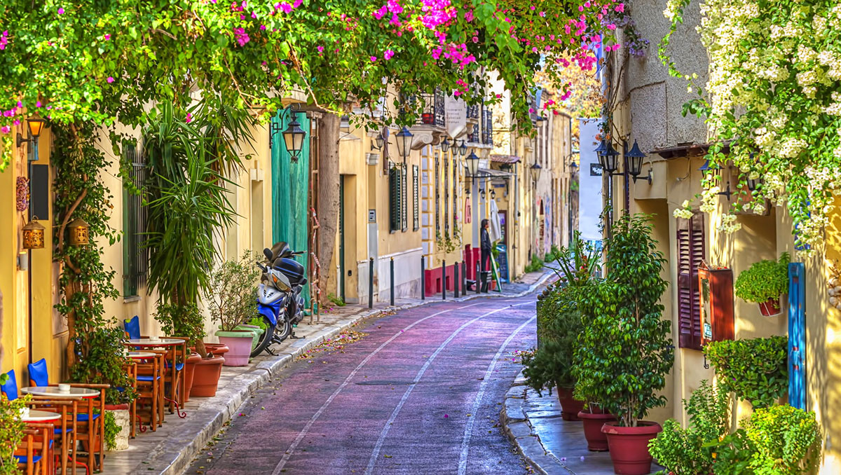 4 zile in Atena, 82 euro! (zbor, cazare si mic dejun)