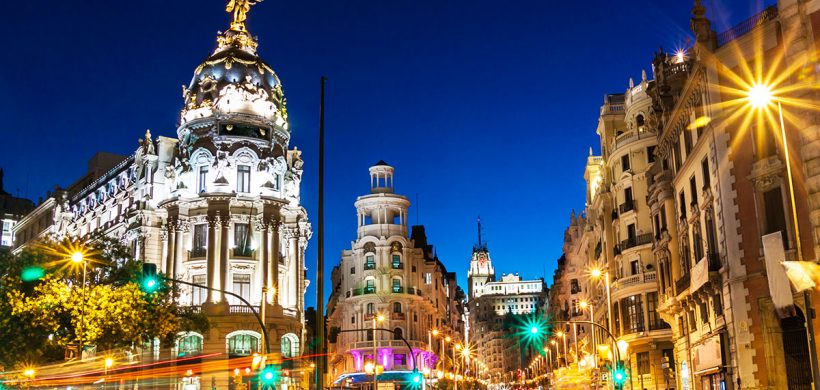 Weekend prelungit la Madrid! 119 eur (zbor si cazare 3 nopti)
