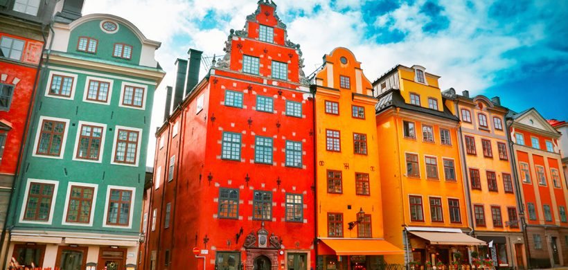 Zboruri ieftine catre Stockholm! de la 17 euro dus-intors