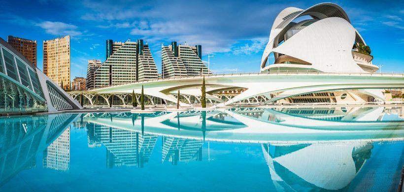 Weekend prelungit in Valencia! 115 euro (zbor si cazare 3 nopti)