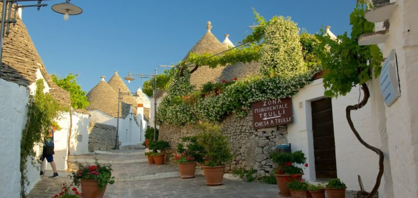 City break Alberobello! 120 Eur (zbor, cazare si transport)