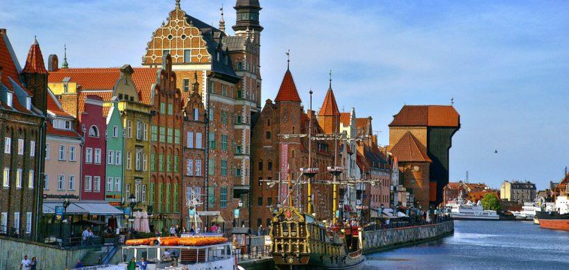 City break Gdansk! 99 Eur (zboruri si cazare 3 nopti)