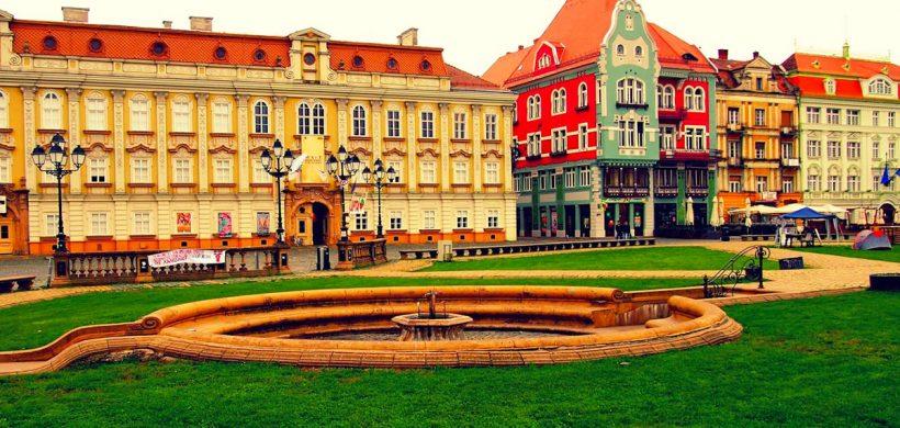 Viziteaza Timisoara de Mos Nicolae! 34 Eur (zbor, cazare si mic-dejun)