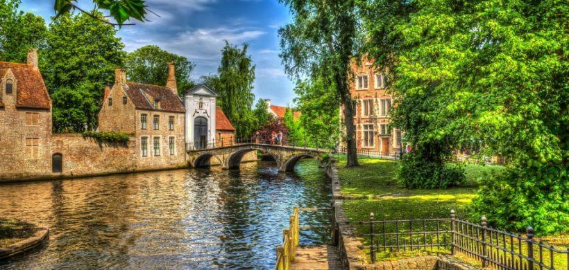 8 martie la Bruges! 90 Eur (zbor, cazare 2 nopti si transfer)