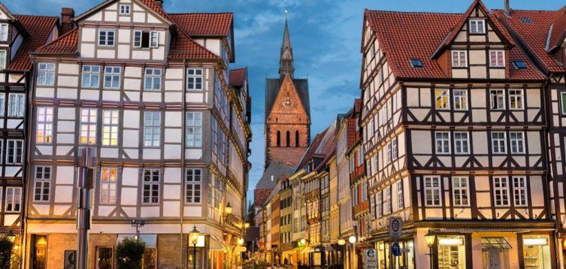 City break in Saxonia Inferioara, Hanovra! 111 Eur/pers (zbor si cazare 3 nopti)