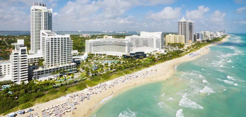 Zboruri catre Miami! 438 Eur dus-intors din Bucuresti