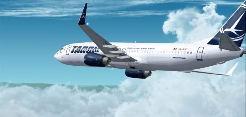 Promotie TAROM! Zboruri catre Cipru la 91 euro dus-intors