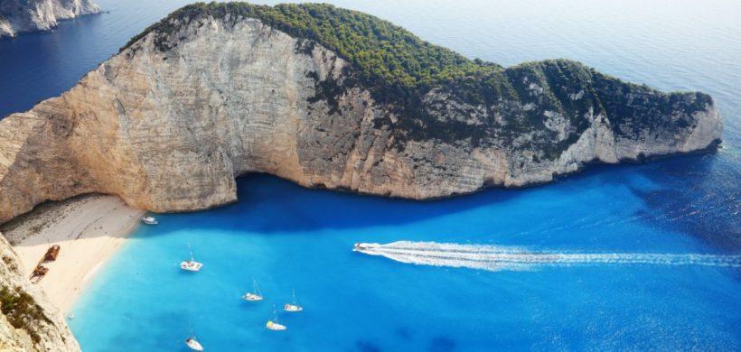 Zboruri ieftine catre 5 insule grecesti, in sezon! de la 109 euro dus-intors