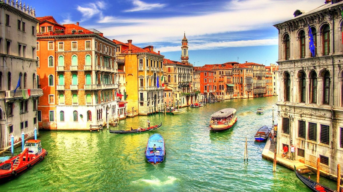 City break Venetia! 78 eur/pers (zbor si cazare 3 nopti)