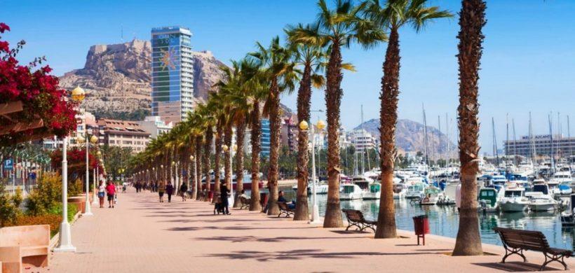 Vacanta de 1 mai in Alicante, 154 euro! (zbor si cazare 4 nopti)