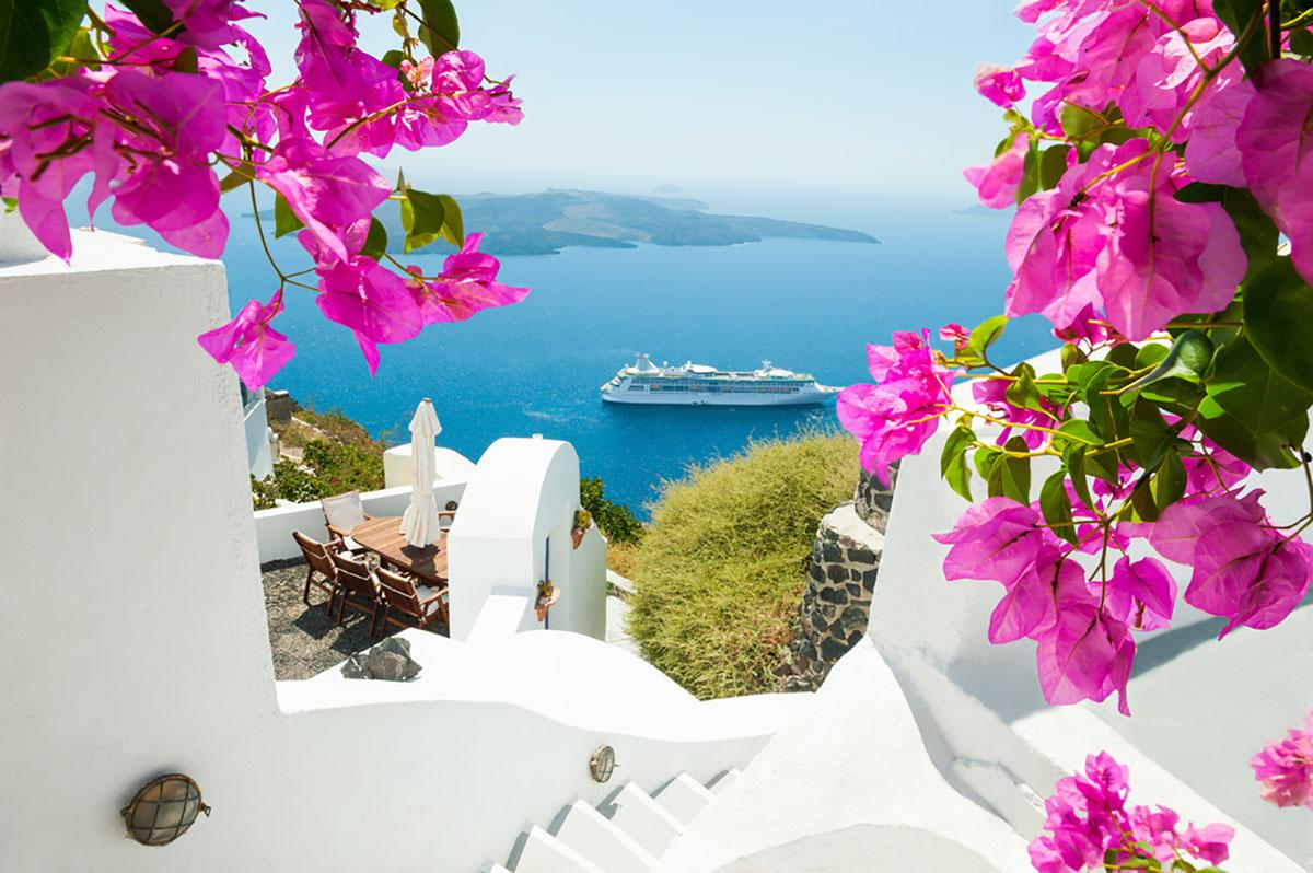 Vacanta in Santorini, 219 euro! (zbor si cazare 7 nopti)