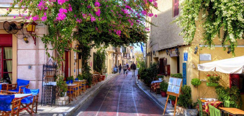 City break in Atena, 65 euro! (zbor si cazare)