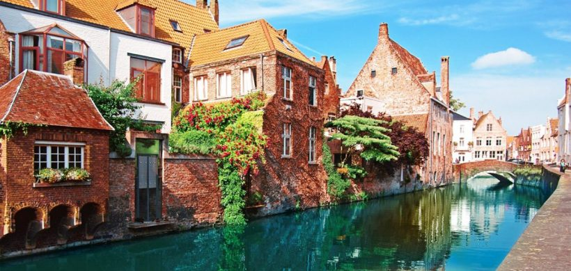 City break de poveste in Bruges, 97 euro! (zbor, transfer si cazare)