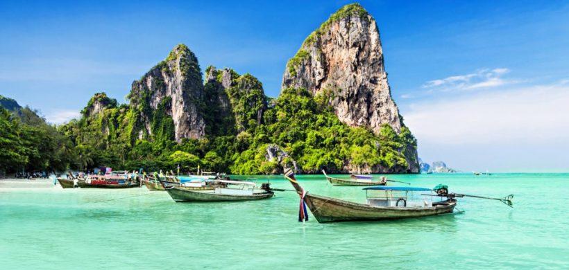 Zboruri ieftine catre Thailanda! 407 Eur dus-intors din Bucuresti