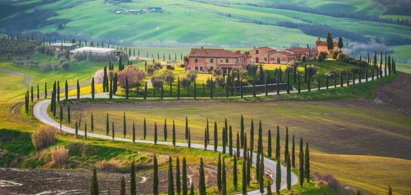 Weekend de vara in Toscana! 121 eur/pers (zbor, cazare 3 nopti si mic-dejun)