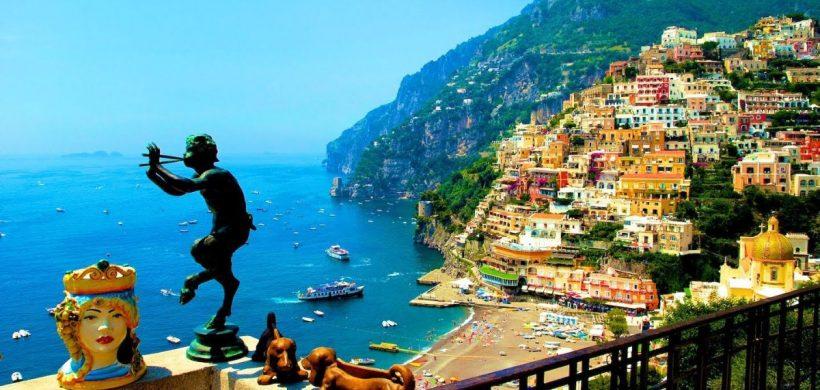 Weekend prelungit pe Coasta Amalfi, 150 euro! (zbor si cazare)