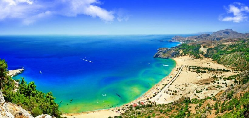 Vacanta pe insula Rhodos! 154 euro/pers. (zbor si cazare 6 nopti)