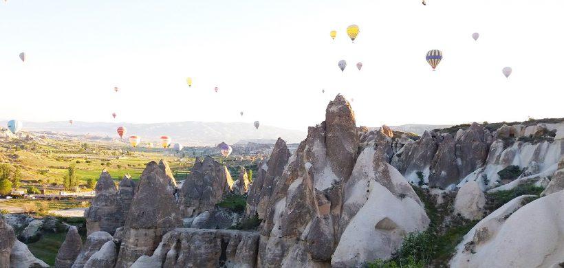 Vacanță pe un tărâm nepământesc: Cappadocia