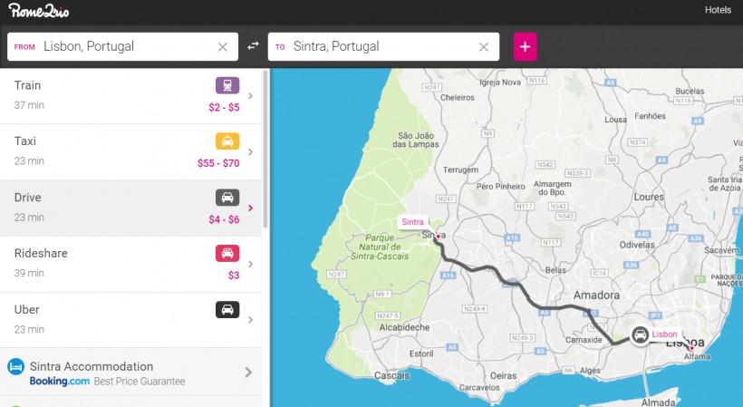 4 zile in Lisabona si Sintra, 155 euro! (zbor, transfer si cazare)